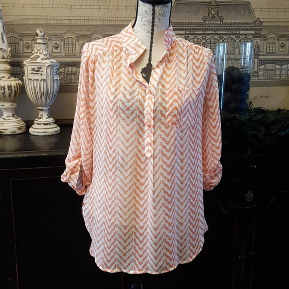 Tops - 🍃🌺 Sheer boutique  blouse